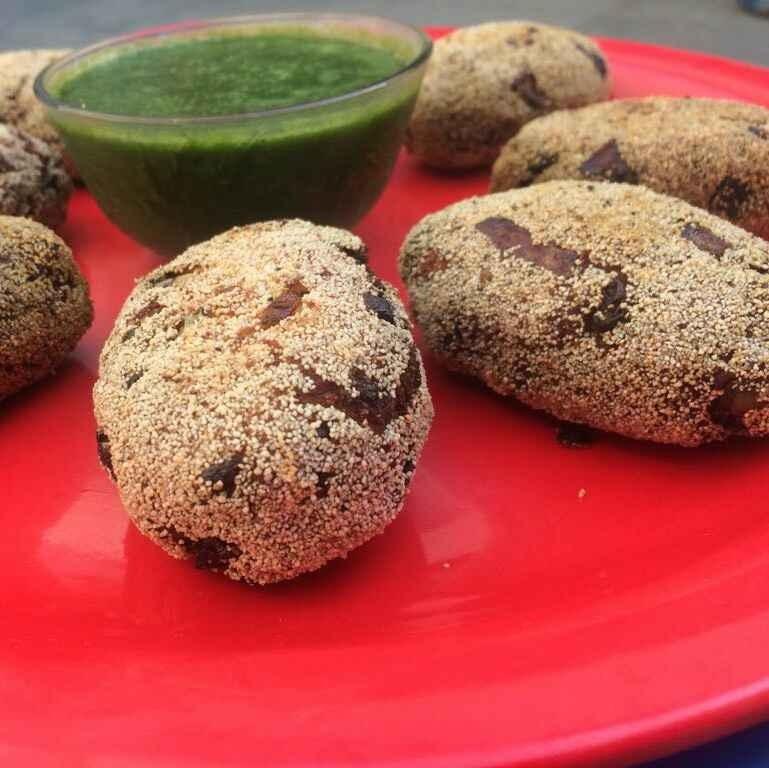 Photo of Cheesy potato balls by Anu Singh at BetterButter