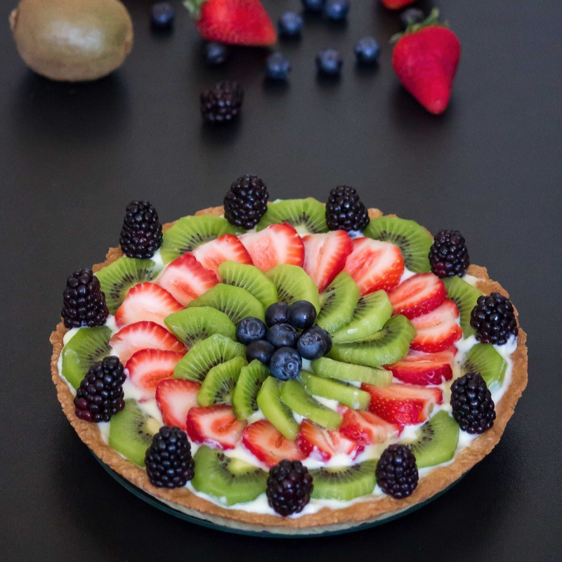 How to make Fruit Tart