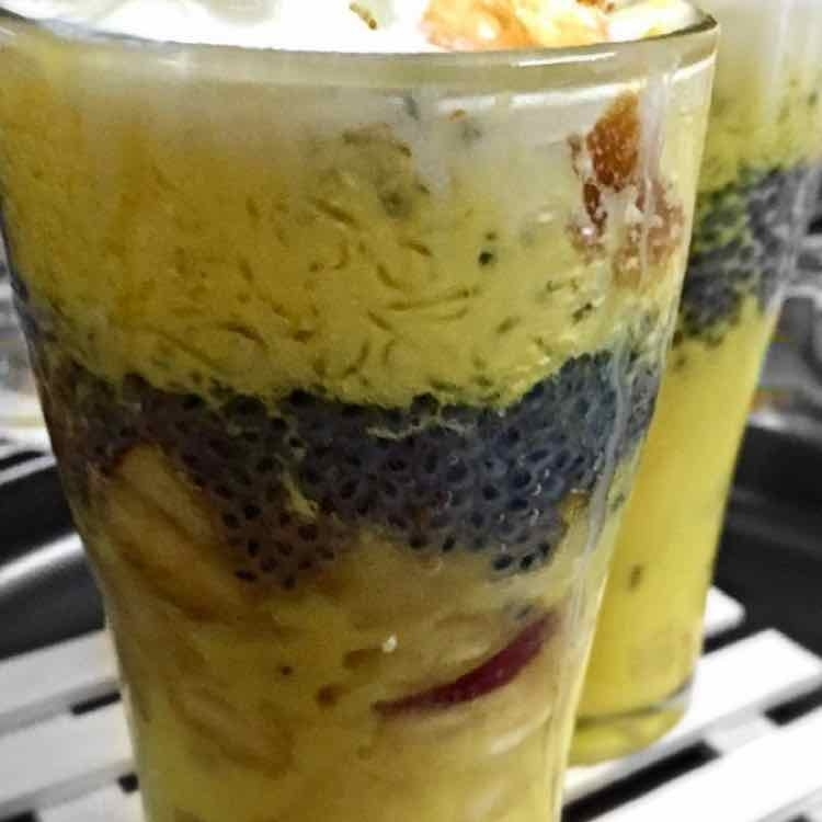 Photo of Kesar Badam Falooda by Anuradha Balasubramanian at BetterButter