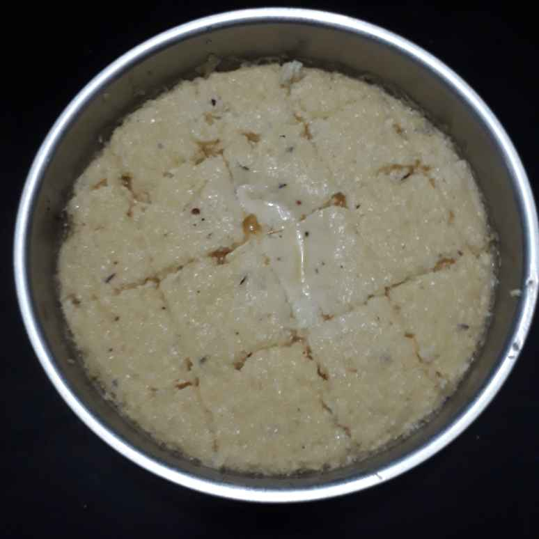 How to make Kharvas with Jaggery