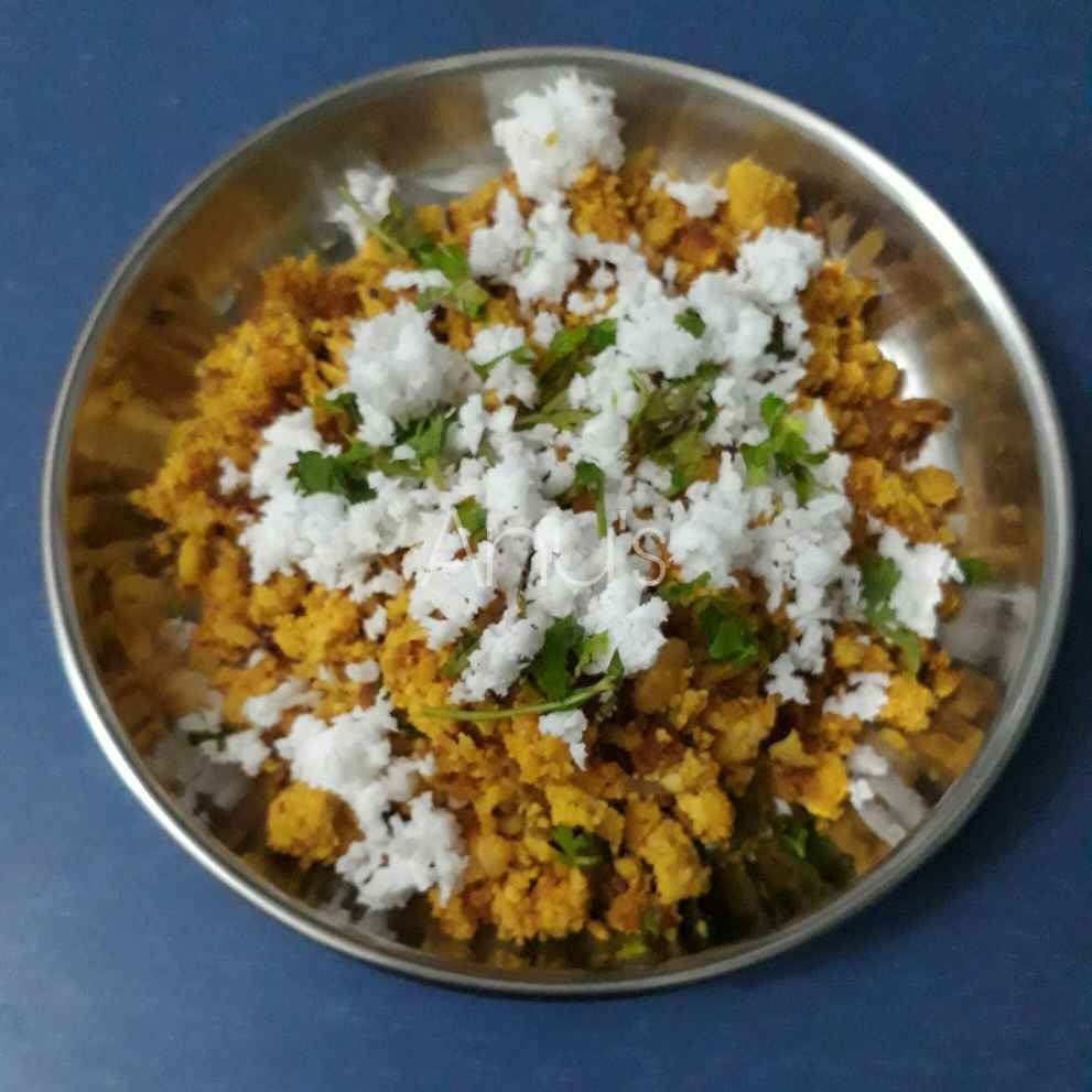 Photo of Soyabean chi Vatali Dal by Anuradha Kuvalekar at BetterButter