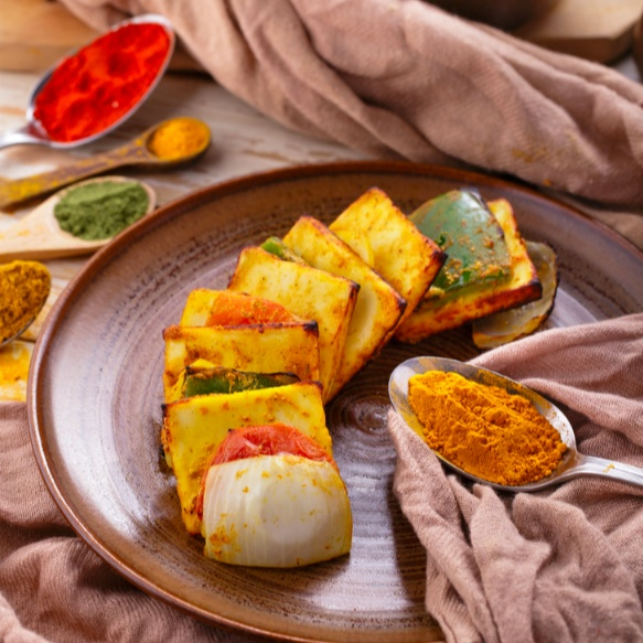 Photo of Paneer Tikka by Anushka Basantani at BetterButter