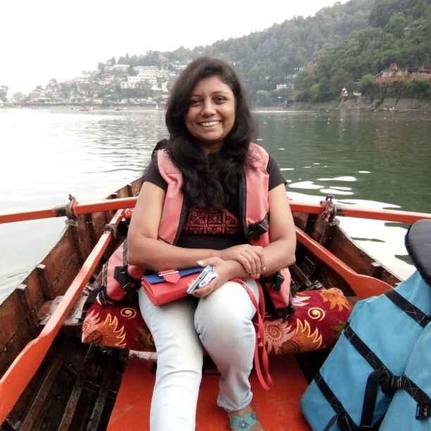 Vineeta Ezra food blogger