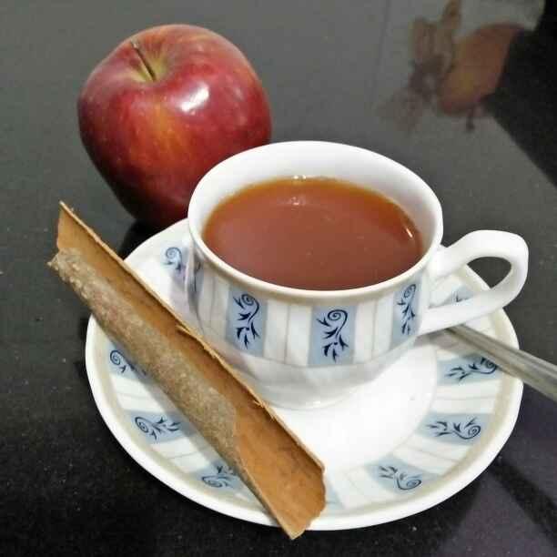 How to make Healthy Apple Tea