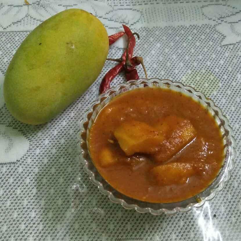 How to make Mangalorean mango curry