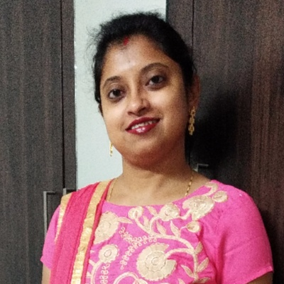 Anwesha Sen food blogger