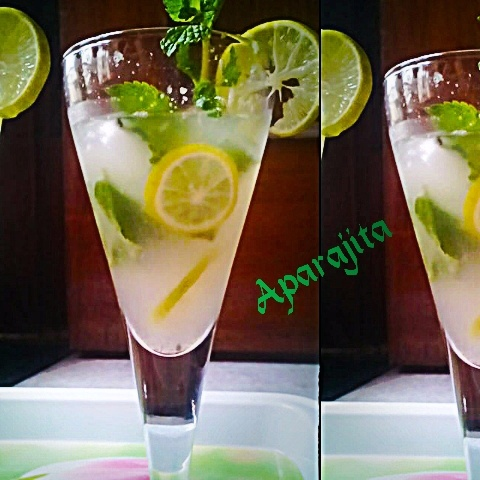 How to make Virgin Lime Mojito