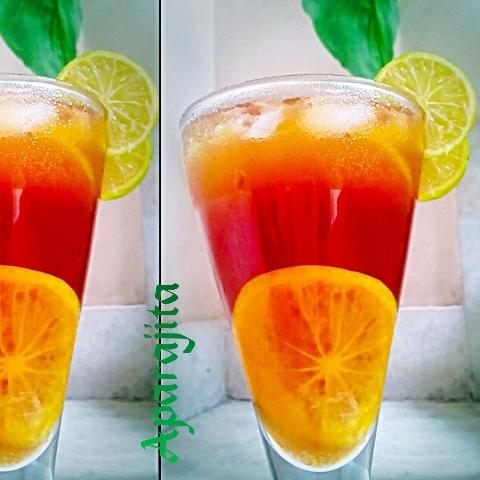 How to make Lemon Iced Tea