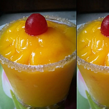 How to make Mango Slush