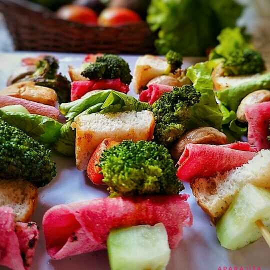 Photo of Lunch Kebabs by Aparajita Dutta at BetterButter
