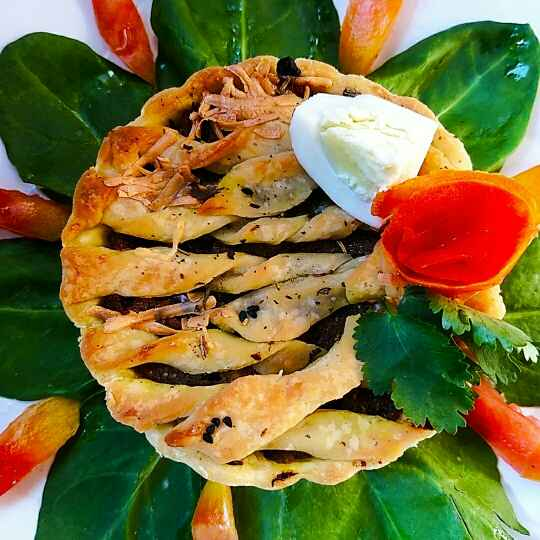 Photo of Smoky Basa filled Fish Tart by Aparajita Dutta at BetterButter