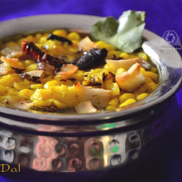How to make Cholar Dal