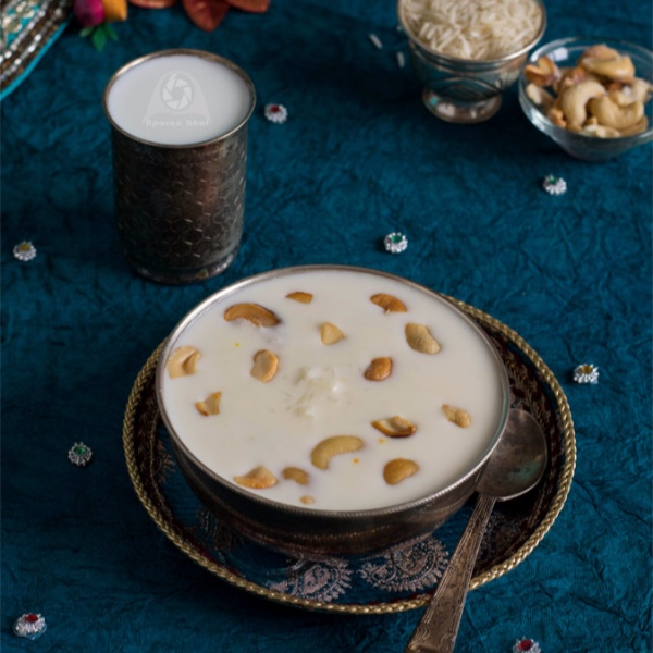 How to make Doodhpak/ Milk and Rice Pudding