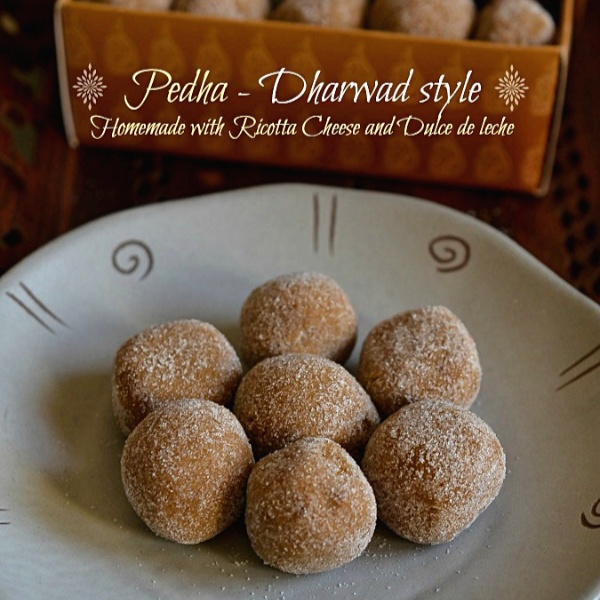 How to make Dharwad Pedhas