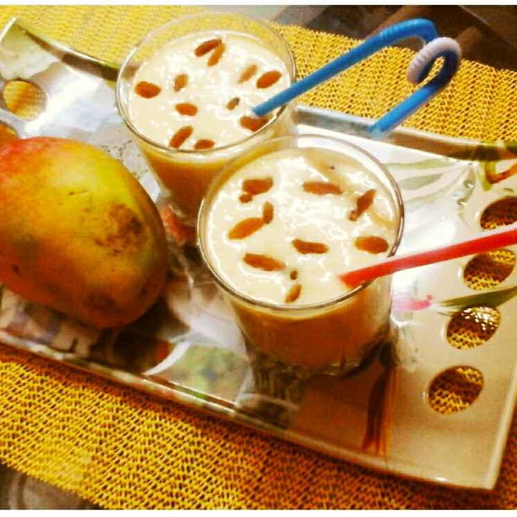 How to make Mango smoothie
