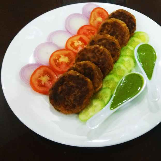 Photo of Mutton shami kebab by Aparna Das at BetterButter