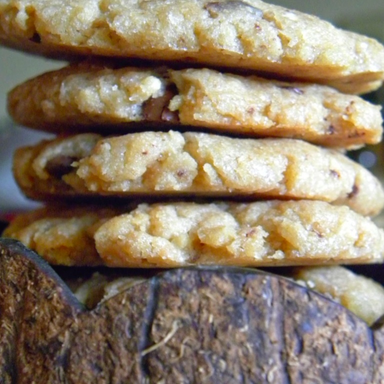 How to make Coconut Chocolate Chip Cookies
