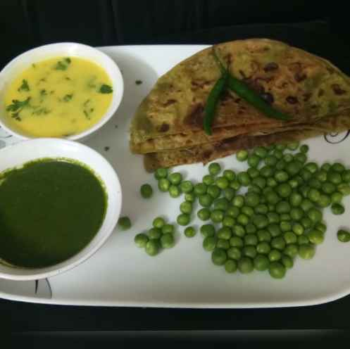 Photo of Matar paratha by Aparna Reddy at BetterButter