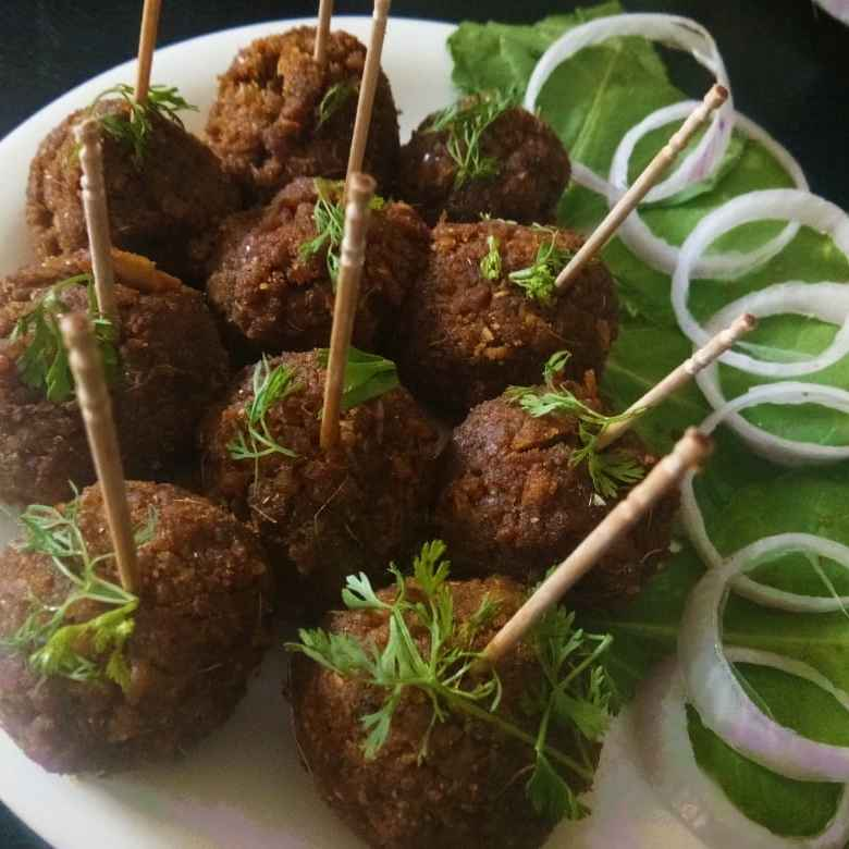 Photo of Mutton keema balls by Aparna Reddy at BetterButter