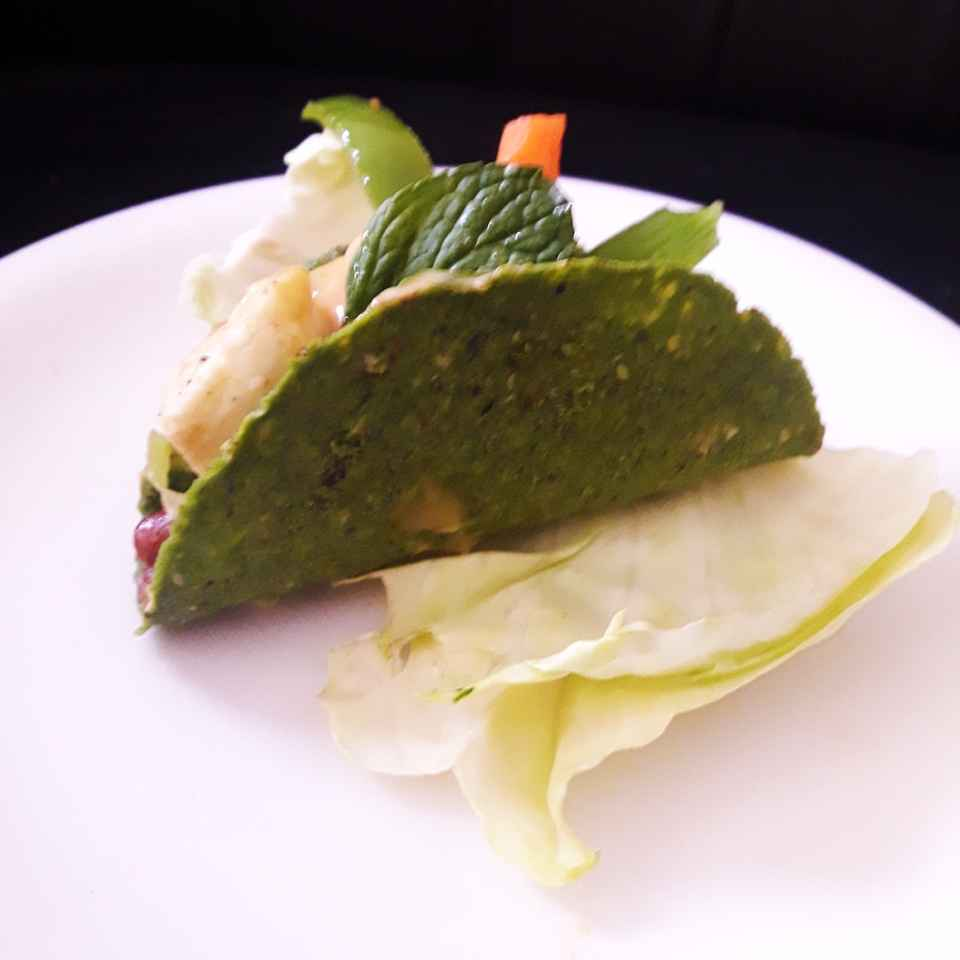 Photo of Veg mexican bean tacos by Aparna Reddy at BetterButter