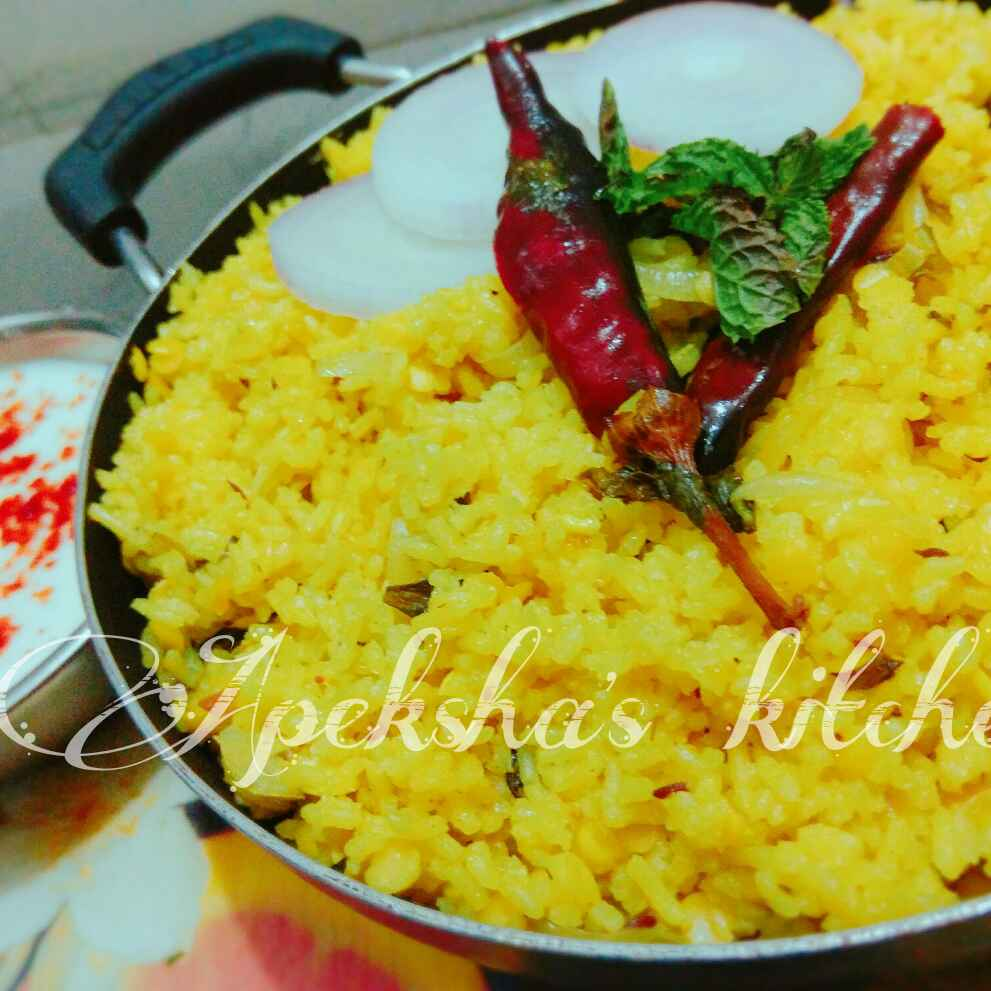 Photo of Hyderabadi khichdi by Apeksha's Kitchen at BetterButter