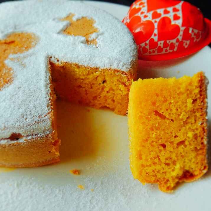 Photo of Pineapple sponge cake by Apeksha's Kitchen at BetterButter