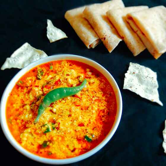 How to make दही की सब्जी