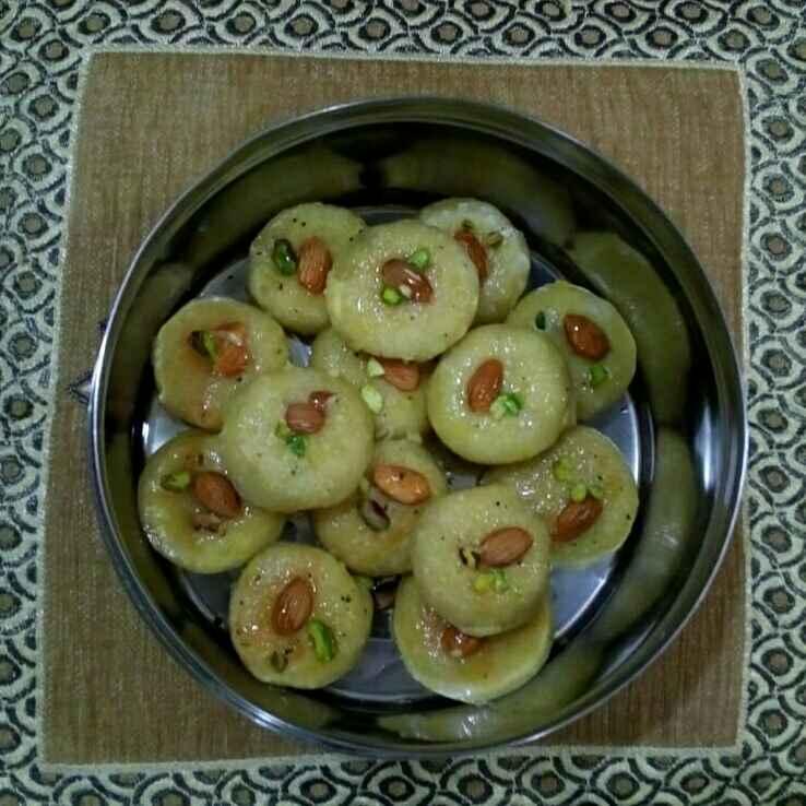 Photo of Surti ghari by Apeksha's Kitchen at BetterButter