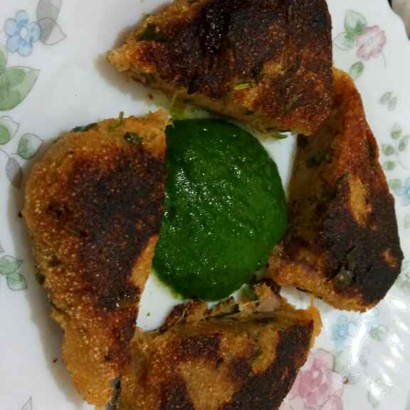 How to make Sweet Potato Cutlets