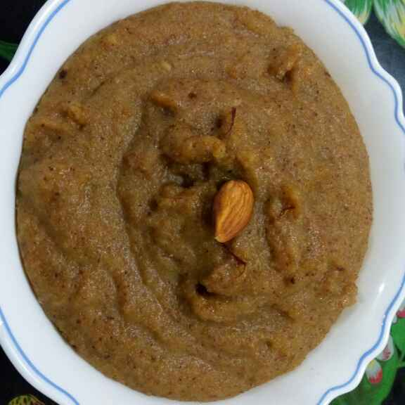 Photo of Badam Halwa   by Archana Arora at BetterButter
