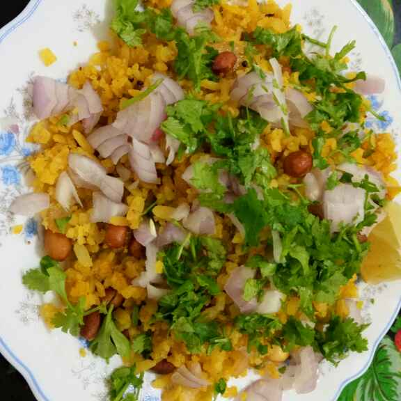 Photo of Indori Poha   by Archana Arora at BetterButter