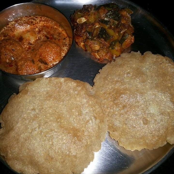 How to make Falhari Thali