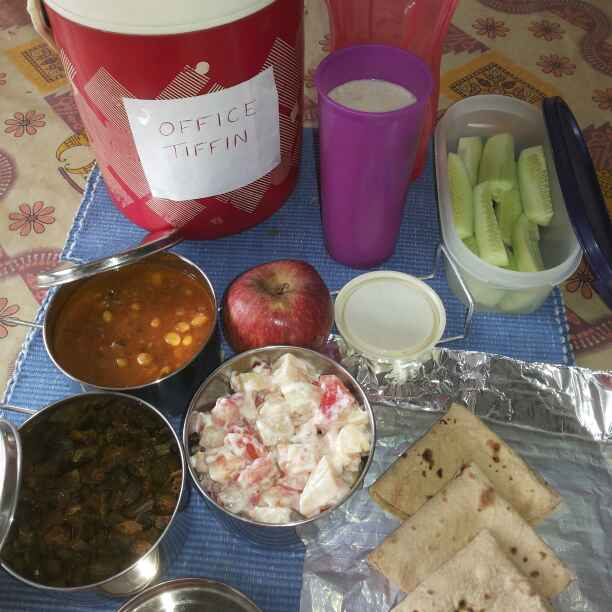Photo of Office Tiffin by Archana Bhargava at BetterButter