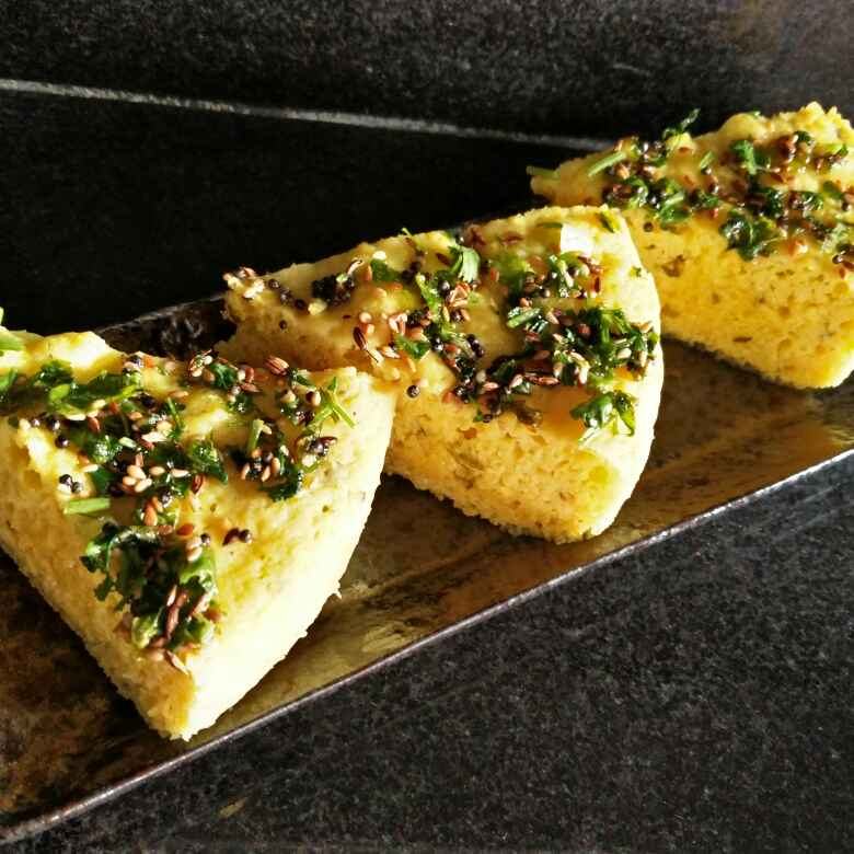 Photo of Moong dal dhokla by Archana Bhargava at BetterButter