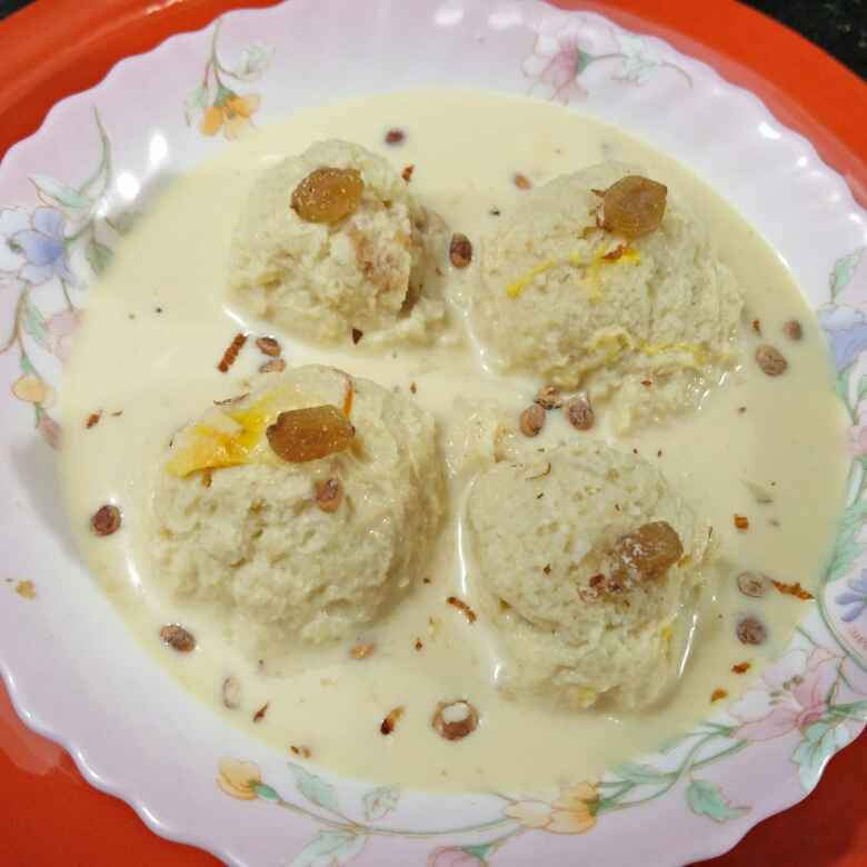 Photo of Bread rasmalai by Archana Bhargava at BetterButter