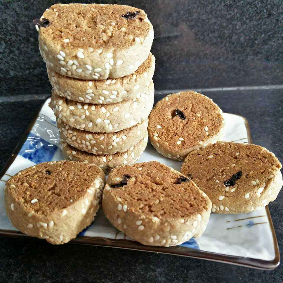Photo of Bajre ke aate ki biscuit  by Archana Bhargava at BetterButter