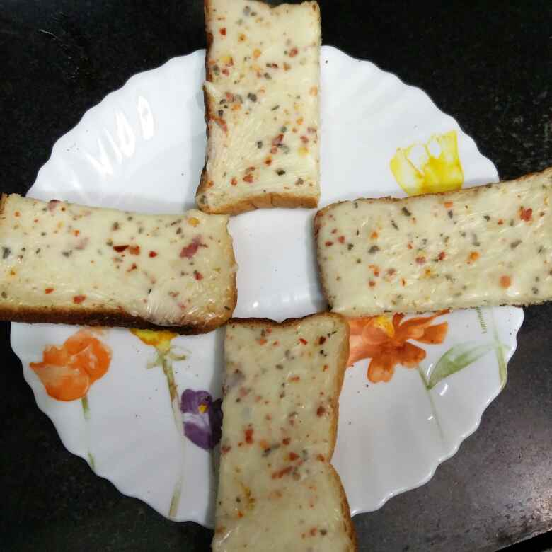 Photo of Cheese chilly toast by Archana Bhargava at BetterButter