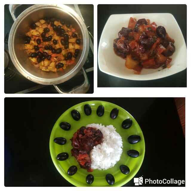 Photo of Grapes Potato Bhaji by Archana Chaudhari at BetterButter
