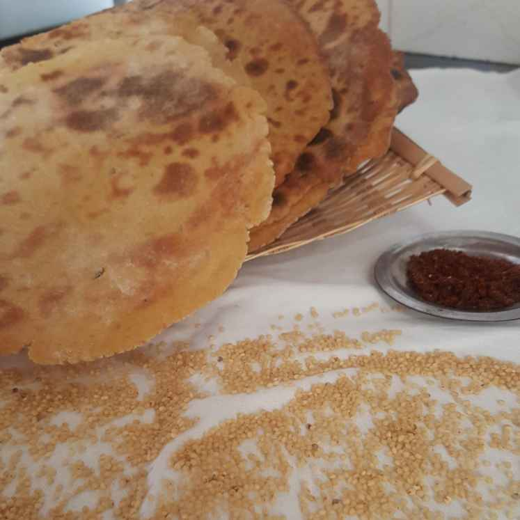 Photo of Foxtail Millets Khakra. by Archana Chaudhari at BetterButter