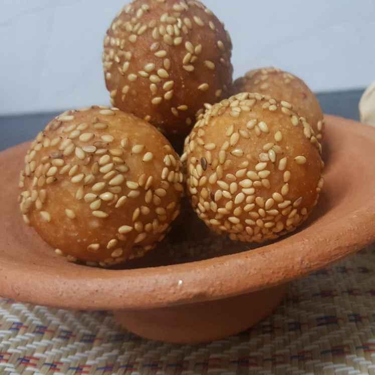 Photo of Thai Sesame fried ball by Archana Chaudhari at BetterButter