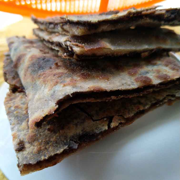 Photo of Oreo biscuit Paratha by Archana Chaudhari at BetterButter