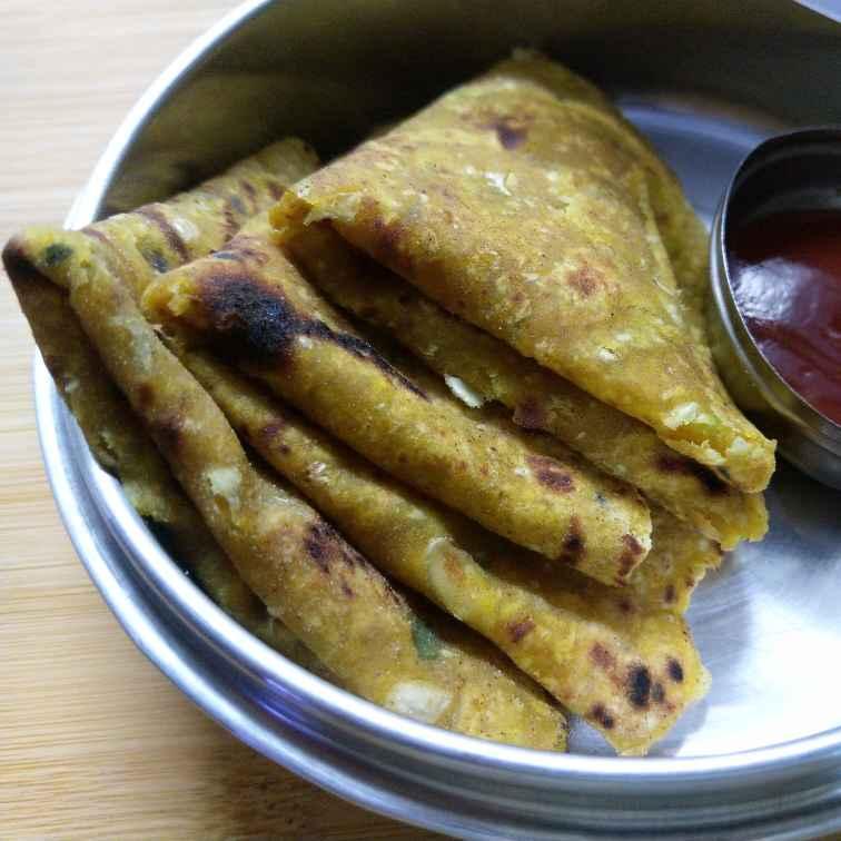 Photo of Cabbage Paratha by Archana Chaudhari at BetterButter