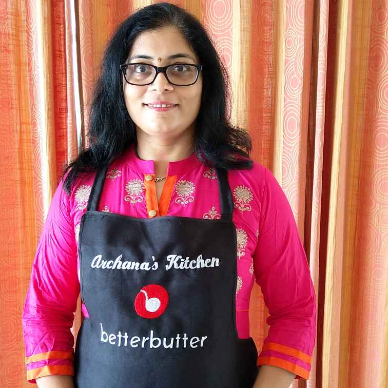 Archana Chaudhari food blogger