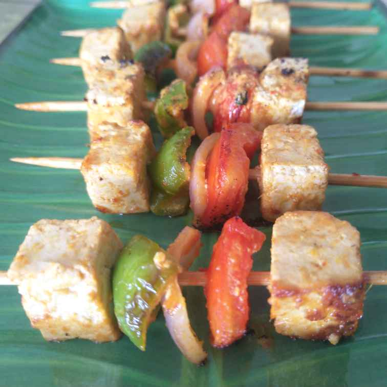 How to make Tofu Satay