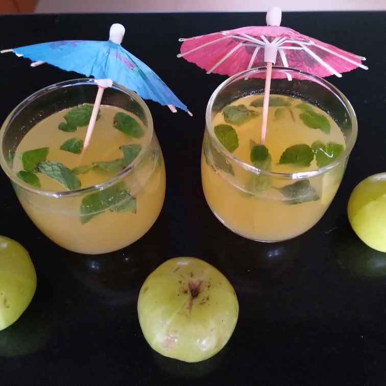 Photo of Leftover Sugar Syrup Mojito by Archana Chaudhari at BetterButter