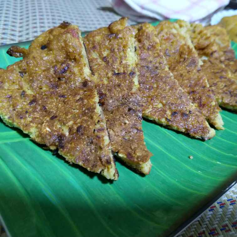 Photo of Healty pulses and Quinoa Handvo by Archana Chaudhari at BetterButter