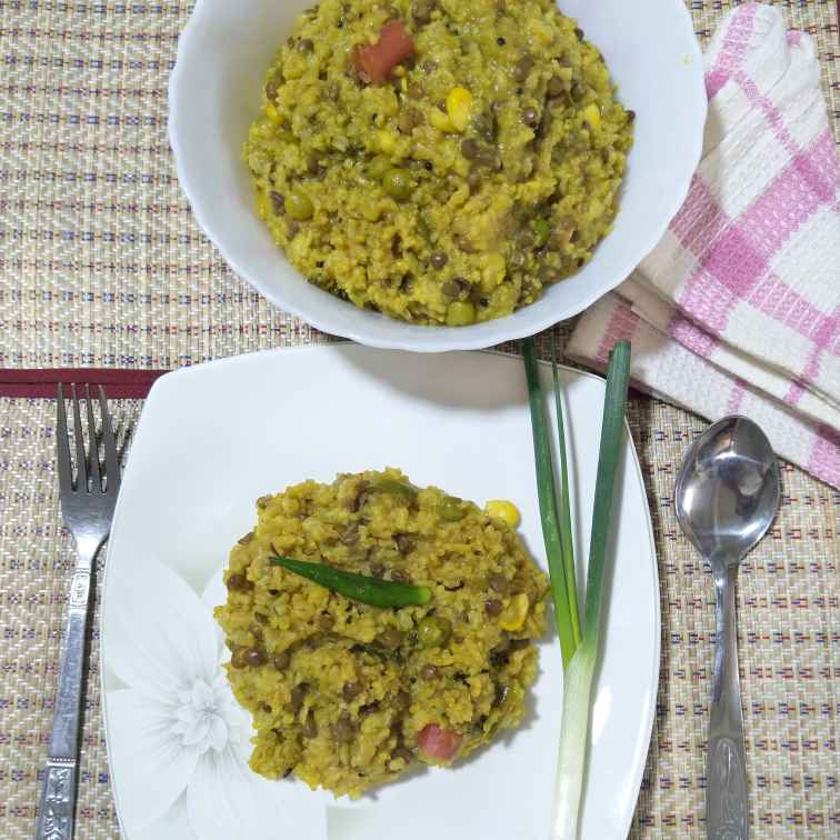 Photo of Healthy power punch Pulav by Archana Chaudhari at BetterButter