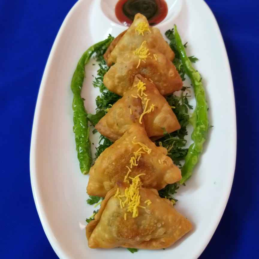 Photo of Mini Samosa by Archana dave at BetterButter
