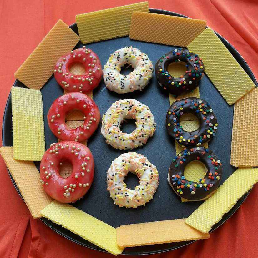 Photo of MIX FLAVOUR DOUGHNUTS by Archana dave at BetterButter