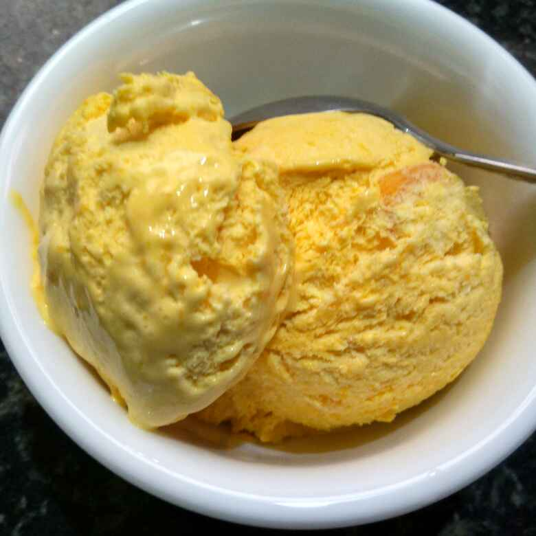 How to make Mango icecream